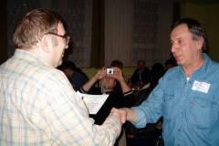 Předání diplomů